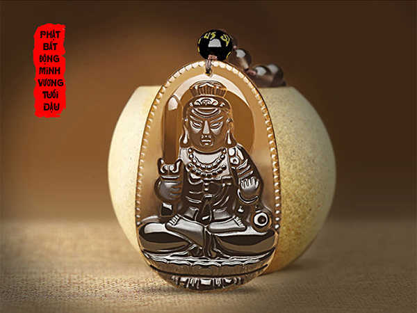 Phật bản mệnh tuổi Dậu Bất Động Minh Vương và ý nghĩa
