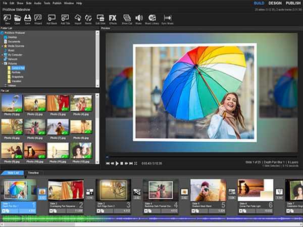 Top các phần mềm tạo video chất lượng và dễ sử dụng