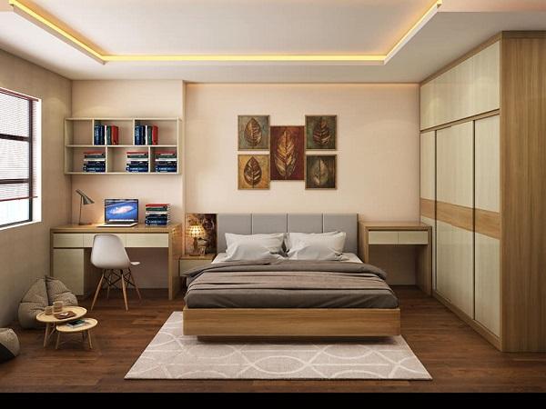 Cách bố trí phòng ngủ hợp phong thủy?