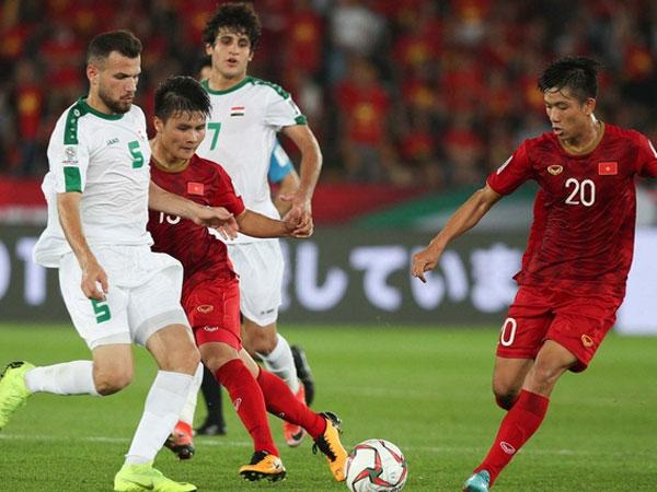 Bóng đá Việt Nam chiều 11/6: ĐT Việt Nam giao hữu với Iraq trước thềm VL World Cup 2022