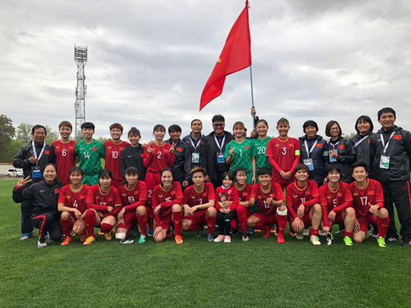 Bóng đá Việt Nam sáng 27/6: Tuyển nữ Việt Nam thêm cơ hội dự World Cup