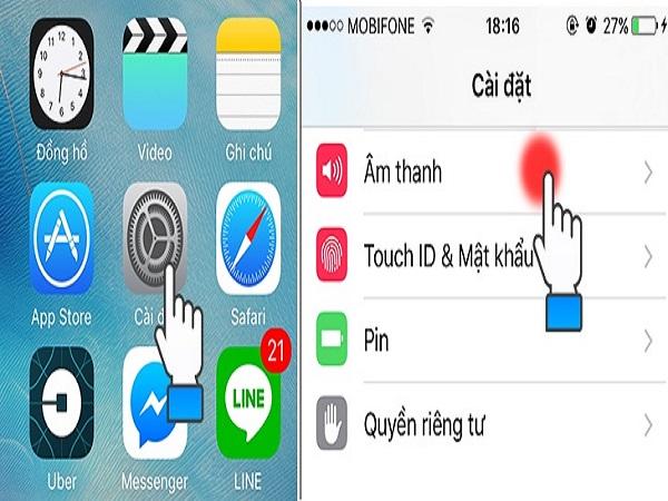 Hướng dẫn cài nhạc chuông cho iphone đơn giản