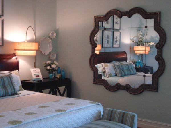Đặt gương trong phòng ngủ cần lưu ý những gì?