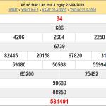 Soi cầu XSDLK 29/9/2020- Soi cầu xổ số Đắc Lắc hôm nay