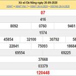 Soi cầu XSDNG 30/9/2020- Soi cầu xổ số Đà Nẵng hôm nay