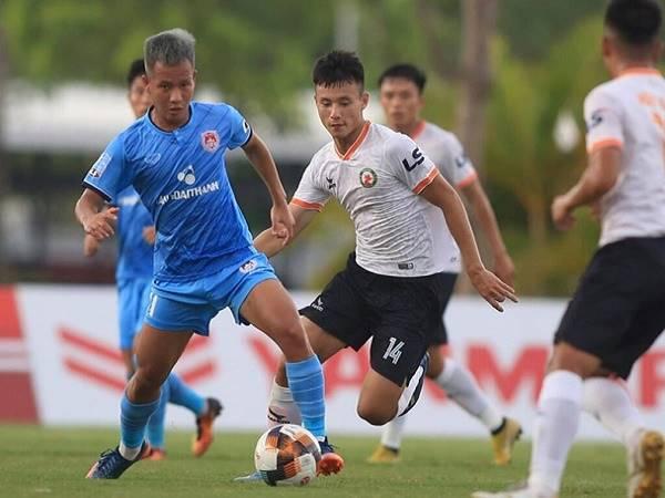 Bóng đá Việt Nam sáng 1/10: Kết quả vòng 11 giải hạng Nhất Quốc gia 2020
