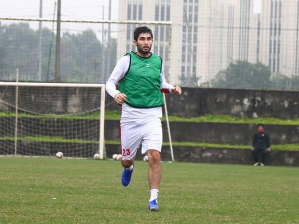 Bóng đá Việt Nam 29/1: Viettel chiêu mộ tuyển thủ Uzbekistan