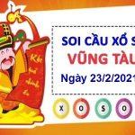 Soi cầu XSVT ngày 23/2/2021 – Soi cầu xổ số Vũng Tàu hôm nay