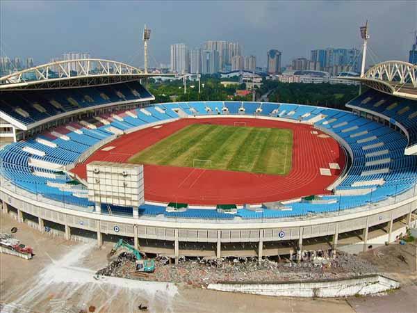 Tổng hợp top 4 sân vận động đẹp nhất Việt Nam
