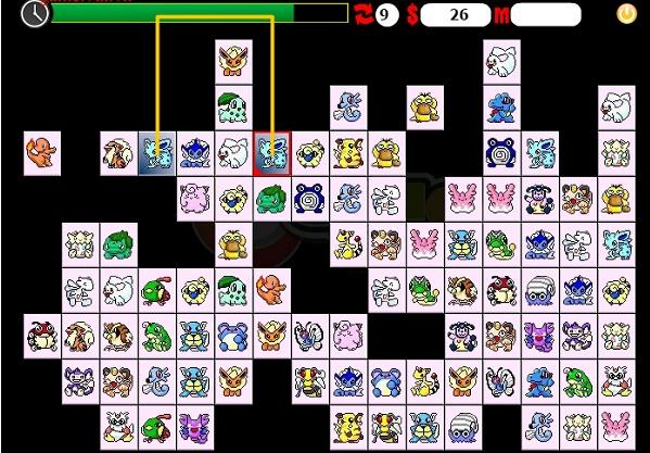 Hướng dẫn chi tiết cách chơi Pikachu cổ điển