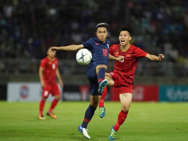 Tin bóng đá VN 20/4: Việt Nam cùng Thái Lan đá play-off
