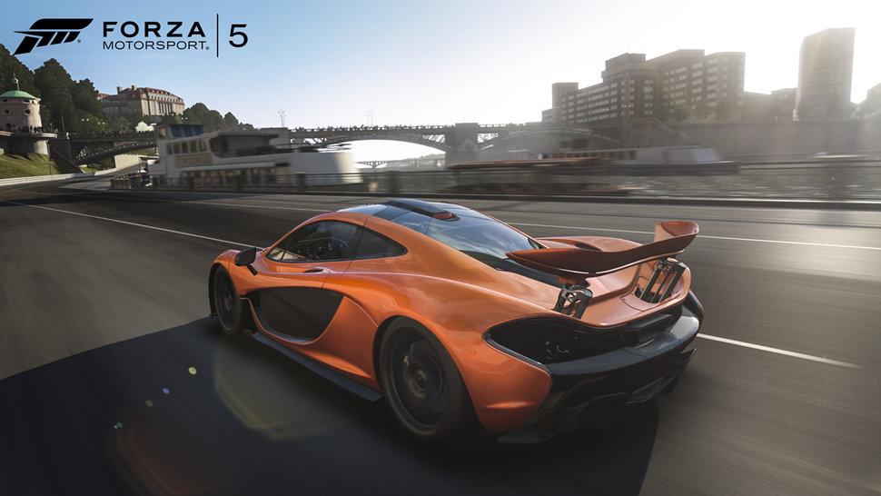 Game đua xe Forza Motorsport 5