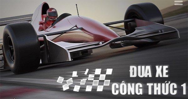 Game đua xe công thức 1 hay nhất đang giảm giá 75%