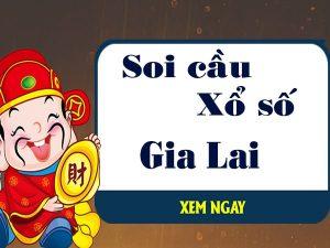 Soi cầu XSGL 11/6/2021 soi cầu bạch thủ xs Gia Lai