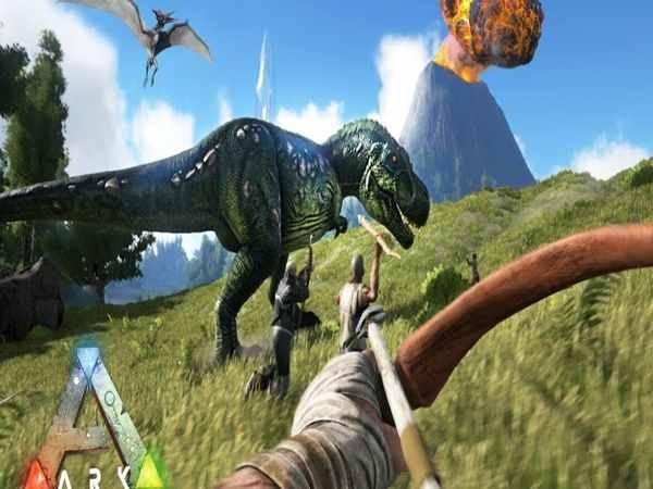 Cách chơi ARK săn khủng long