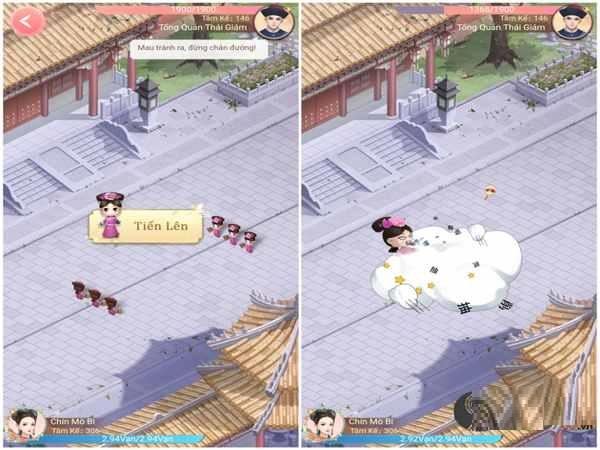Một số hình ảnh trong game
