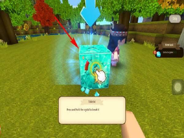 Cách chơi Mini World