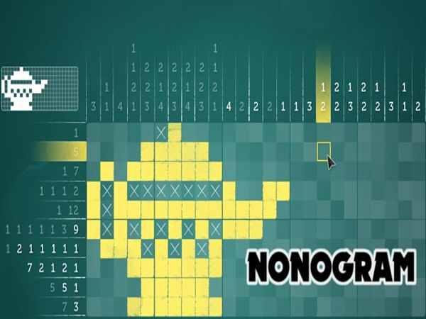 Cách chơi Nonogram