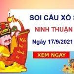 Soi cầu XSNT ngày 17/9/2021 chốt số đài Ninh Thuận thứ 6
