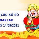 Soi cầu XS Daklak chính xác thứ 3 ngày 14/09/2021