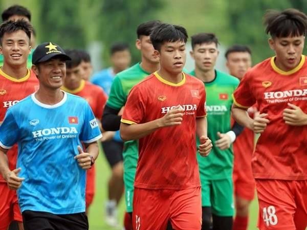 Bóng đá Việt Nam 11/10: U22 Việt Nam đấu giao hữu